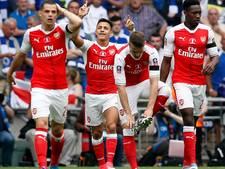 Arsenal sluit mislukt seizoen af met winst FA Cup