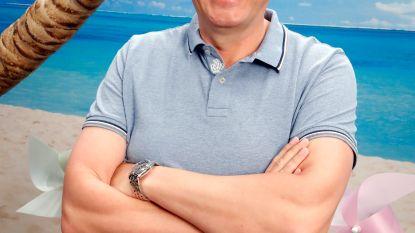 """Gert Verhulst blijft werken tijdens zijn wittebroodsweken: """"Misschien pas volgende zomer op huwelijksreis"""""""