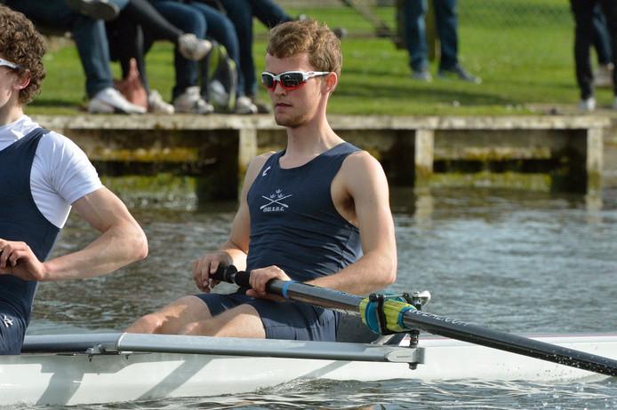 In tweede instantie mag Oxford-roeier Tom Schwantje zich winnaar van de boatrace noemen.