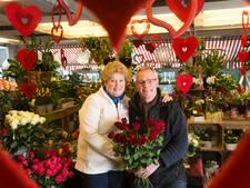 Doesburgse bloemist steeds drukker met Valentijnsdag
