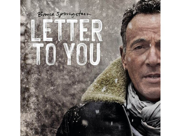 Bruce Springsteen, Letter to You. Beeld