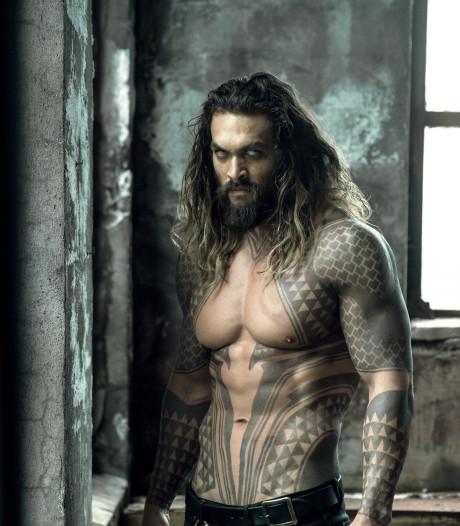 Superheld en buitenbeentje Aquaman laat niet met zich sollen