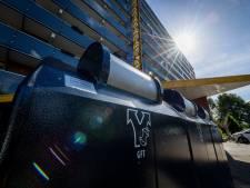 Nieuwe poging voor speciale afvalzuilen bij flats Veenendaal