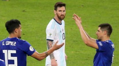 Sneuvelen Argentinië en Messi wéér vroegtijdig op een groot toernooi? Dit zijn de mogelijke scenario's