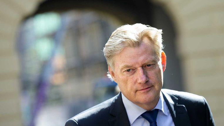 Staatssecretaris Martin van Rijn van Volksgezondheid, Welzijn en Sport Beeld anp
