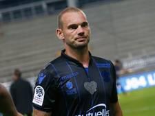 Herstelde Sneijder begint op de bank bij Nice