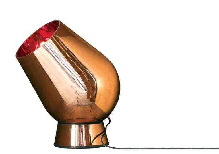 De fatspot, een ontwerp van Tom Dixon. Beeld Tom Dixon