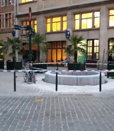 'Laffe aanval' op Belgische politie mogelijk toch terroristische daad