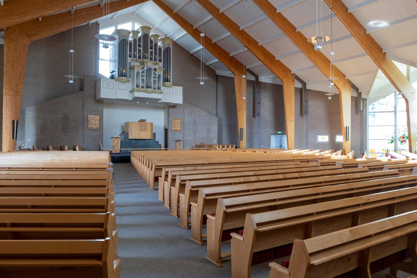 Ter Hoogekerk in Middelburg.