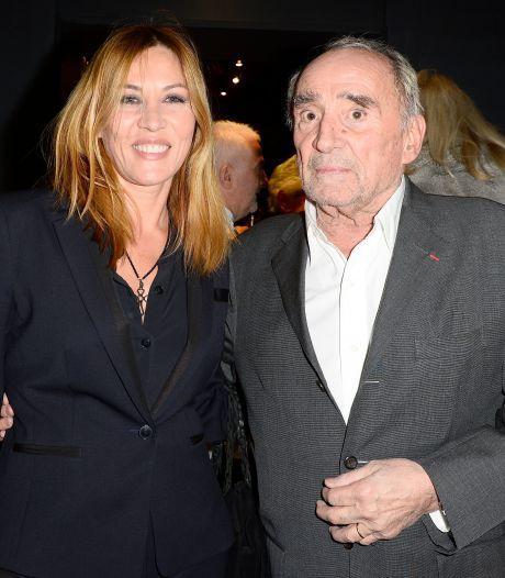 """Claude Brasseur était """"très mal en point"""" avant sa mort, confie Mathilde Seigner"""