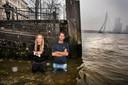 Stefan en Jeanette van De waterlanders.