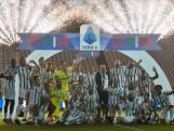 Juventus viert negende landstitel op rij