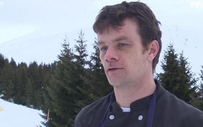 Sven Lelandais, frère de l'auteur présumé du meurtre de Maëlys