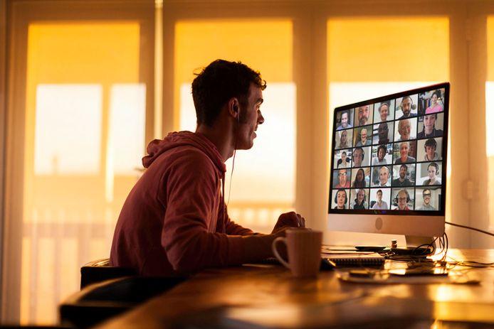 La consommation actuelle d'Internet fixe s'élève à 40% de plus que l'utilisation moyenne de la période du 2 au 6 mars