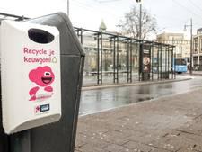 Arnhem wil linealen laten maken van kauwgumresten