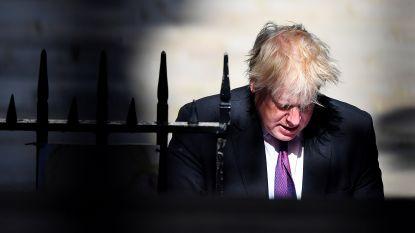 Boris Johnson voor tuchtcommissie wegens uitspraken over boerka