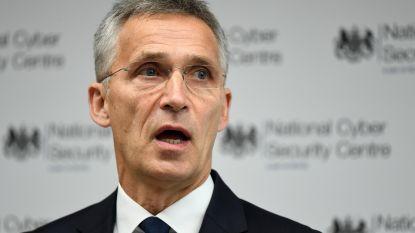 NAVO-chef kondigt nieuwe militaire strategie aan