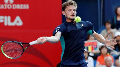 Goffin kan in halve finale in Tokio niet stunten tegen nummer één Djokovic