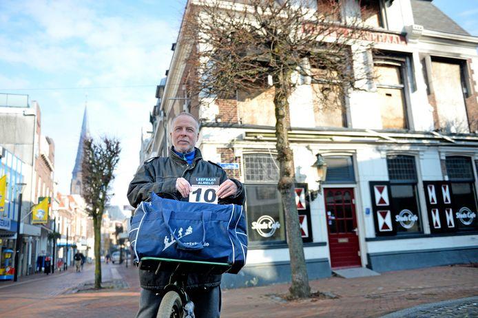 lijsttrekker Bert Hummels van Leefbaar Almelo