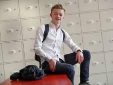 Jordy (17) uit Oldenzaal nieuwe voorzitter LAKS: 'Lekkere prater'