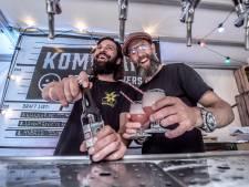 Haags Bierproeffestival: 'Voor mij moet een vrouw wel echt bier drinken hoor, anders wordt het niks'