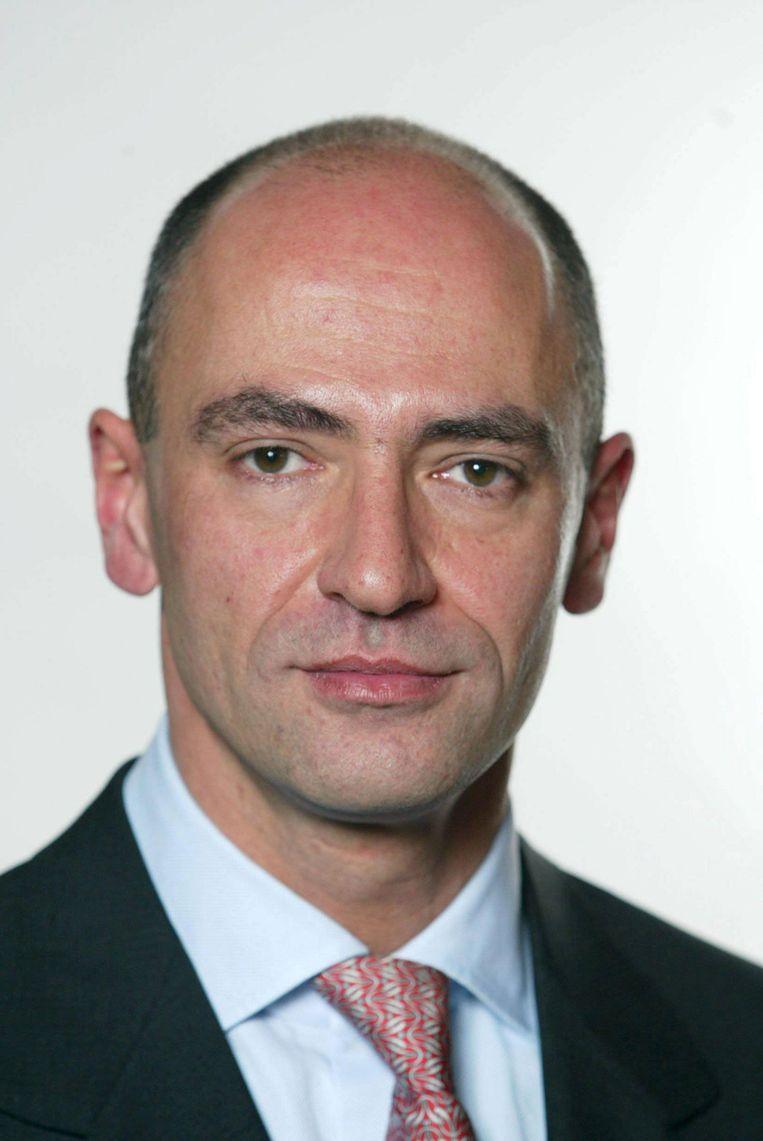 Anton van Schijndel: advocaat, kandidaat Forum voor Democratie Amsterdam Beeld anp