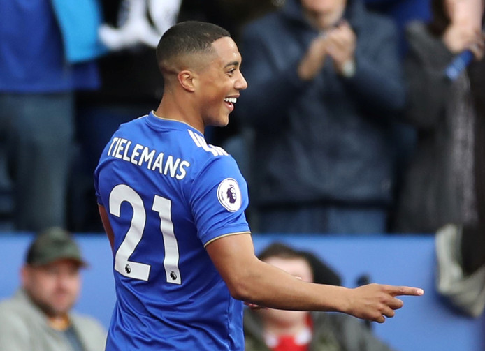 Youri Tielemans évolue actuellement à Leicester City.