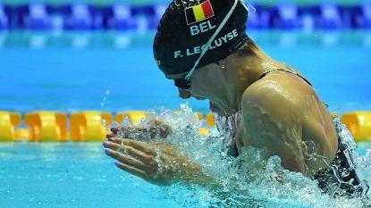 Ploeg van Timmers, Buys en Lecluyse wordt derde in International Swimming League