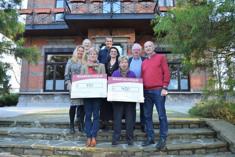 Zowel de afdeling van Kom Op Tegen Kanker in Beersel als Think Pink konden rekenen op financiële steun van het gemeentebestuur van Beersel.