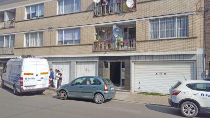 Verdacht overlijden in Sint-Amandsberg