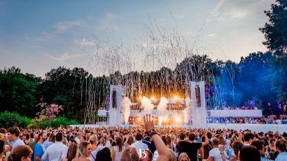 Dansen in mooiste kasteeltuin van Vlaanderen: 10.000 bezoekers verwacht op derde Beauville Festival