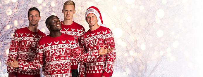 De PSV-kersttrui