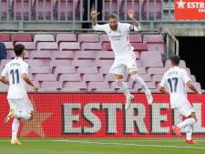LIVE   Sergio Ramos schiet Madrid vanaf elf meter weer op voorsprong