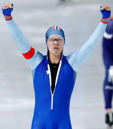 Nuis krijgt mogelijk gezelschap van olympisch kampioen Lorentzen