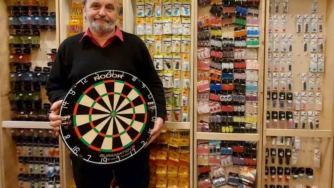 """Ook in Dessel vliegen de dartsborden de deur uit: """"Vooral gezinnen hebben ontdekt wat voor leuke sport darts is"""""""