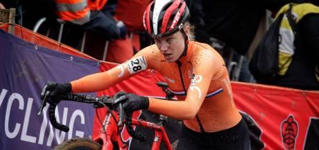 Annemarie Worst nieuwe Europees kampioen veldrijden