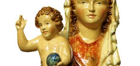 Trappisten van Koningshoeven treuren om diefstal van Mariabeeld