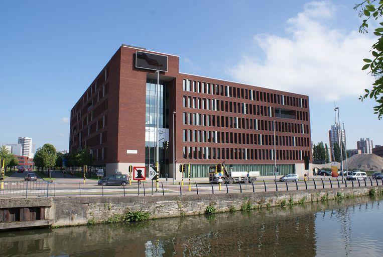 Het brouwerijplein in Leuven.