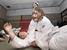 Judokampioen gaat voor de glimlach bij Ipse de Bruggen