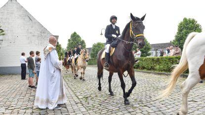 Verrassing in Mater: Sint-Amelbergaommegang rijdt onaangekondigd uit in ingekrompen versie