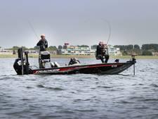 Afscheid van WK Sportvissen op Haringvliet