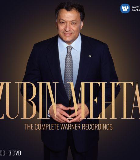 Zubin Mehta in de dubbelrol van sterdirigent en beste maatje