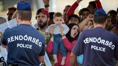 Zeg niet migrant tegen een vluchteling. En ja, het onderscheid is belangrijk