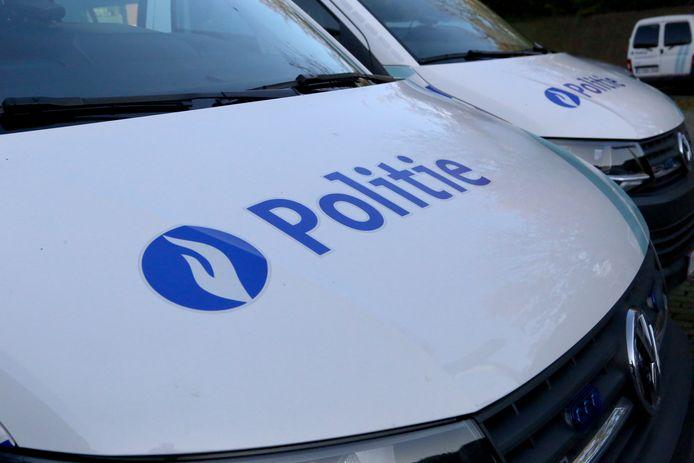 Door het taalprobleem was tussenkomst van politie noodzakelijk.