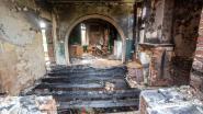VIDEO: Voor tweede keer brandstichting in 'Villa Vogelenzang'? Volledige gelijkvloerse verdieping in de as gelegd
