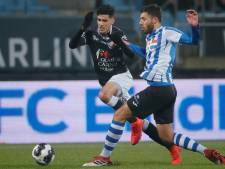 Holla en Bouyaghlafen terug in basis FC Den Bosch