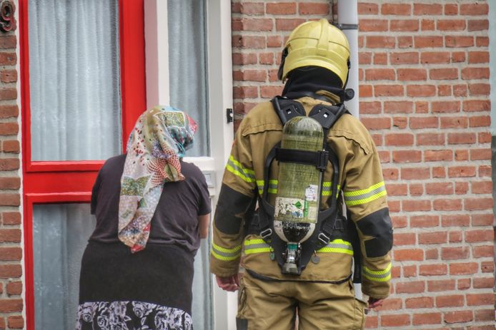 Woningen ontruimd in Oss vanwege gaslek.