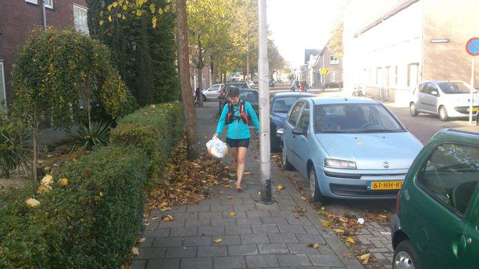 Anne van Dalen op pad in Tilburg