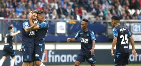 Matavz redt punt voor Vitesse bij Heerenveen