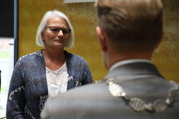 Tiny Bijl werd in december 2018 door burgemeester Rob Bats geinstalleerd als wethouder van de gemeente Steenwijkerland.